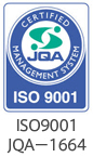 ISO9001 JQA-1664