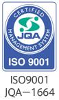ISO9001 JQA1664