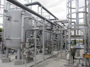用水除濁処理設備